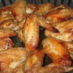 Маринад для куриных крылышек фото