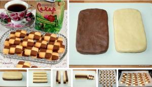 Французкое печенье фото
