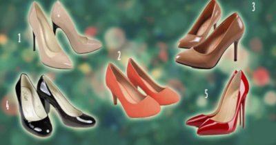 Выбранная пара туфель расскажет, какая Вы женщина на самом деле