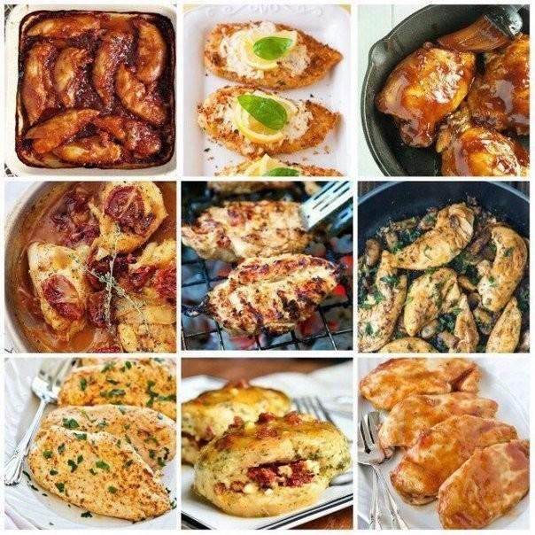 Что делать с куриной грудкой: 7 вкусных идей