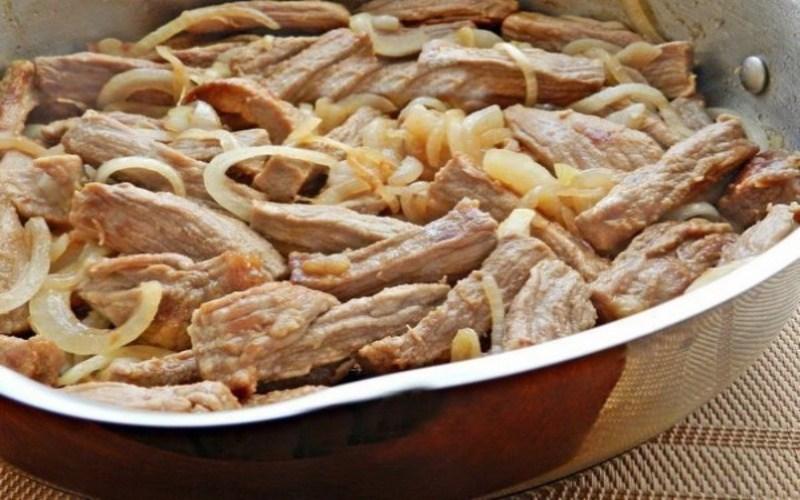 Вкусное мясо «Кремлевское». На праздничном столе будет в центре внимания!