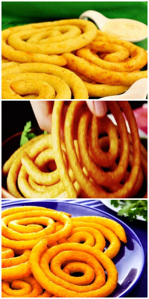 Красивые, необычные и очень вкусные картофельные спирали
