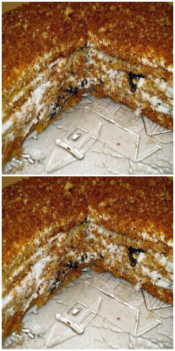 Никогда не пробовал настолько воздушного торта! Узнав секрет рецепта, был крайне удивлен…