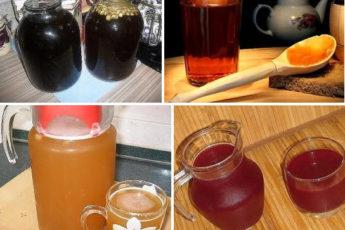 10 вкуснейших супер - рецептов домашнего кваса