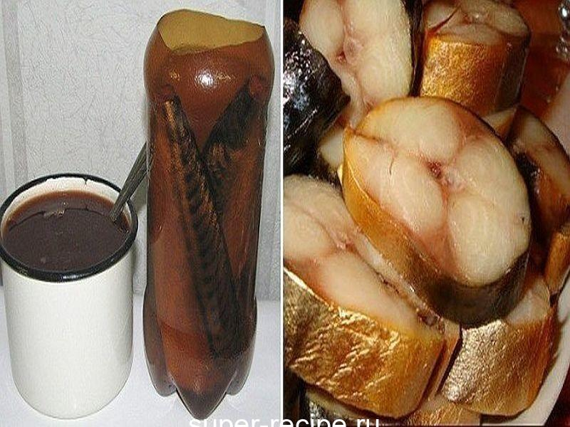 СКУМБРИЯ В БУТЫЛКЕ — настоящий деликатес! Рыбка получается вкуснее копченой! Попробуйте и оцените!