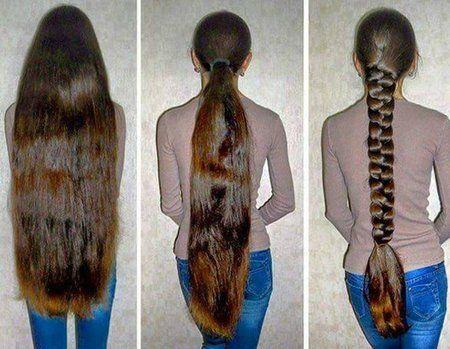 У меня просто сыпались волосы, пока бабушка не рассказала…