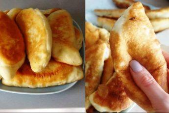 Свекровь из Греции научила рецепту пирожков с капустой. Очень вкусно!