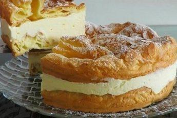 Торт «Карпатка»