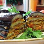 баклажаны по-турецки рецепт с фото