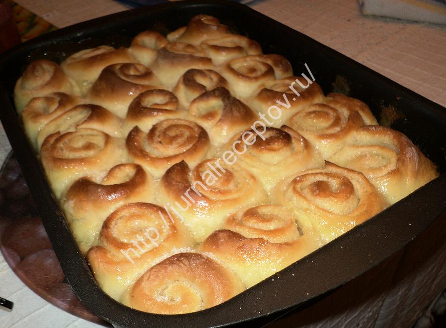 Венгерские булочки фото
