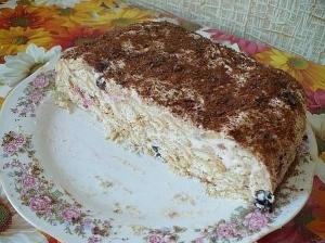 tort skorii bez vipekania foto