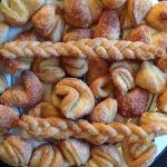 Творожное печенье фото
