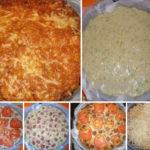 Кабачковый пирог — запеканка