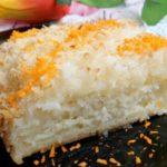 Необыкновенно вкусный и ароматный кокосовый пирог! Готовится быстро из доступных продуктов. Улетный рецепт.