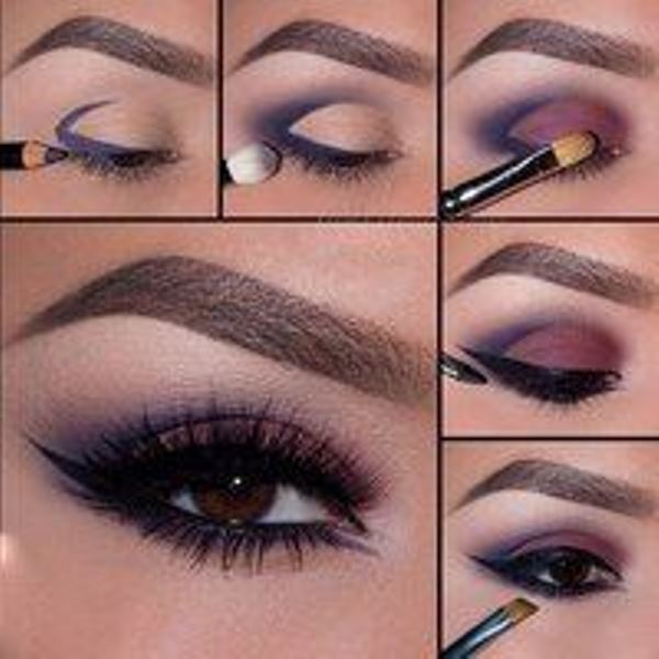 Красивый макияж за 10 минут