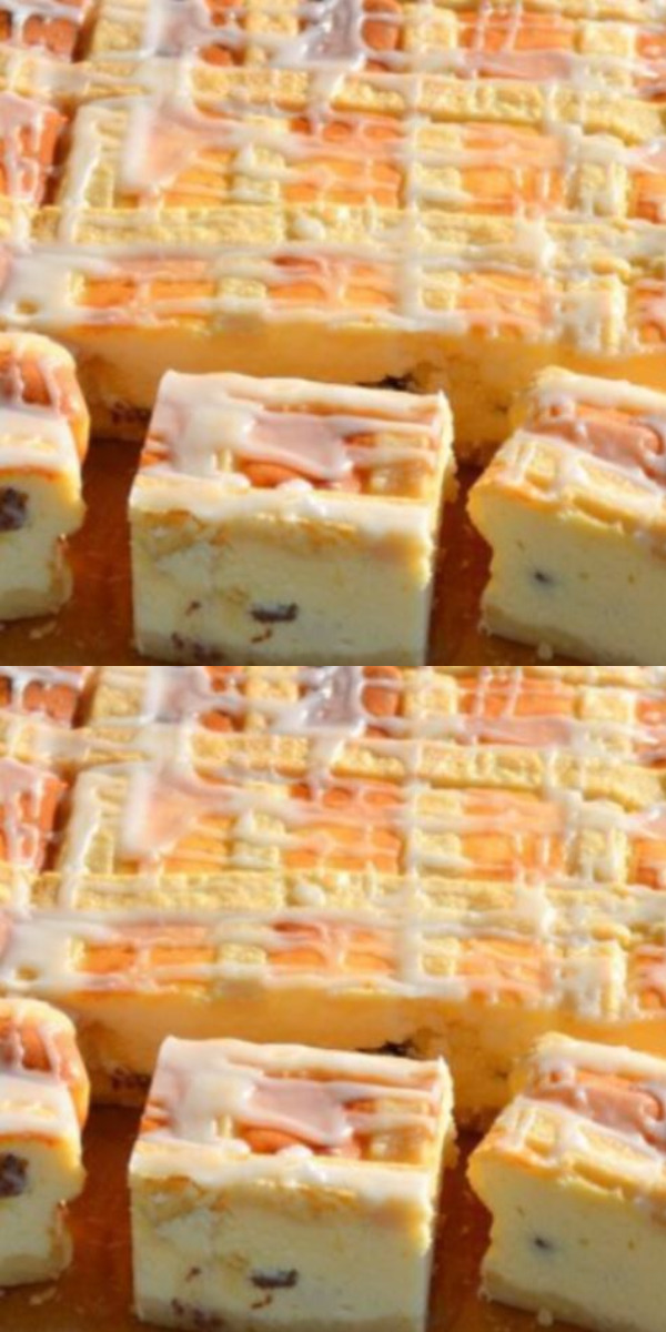 Краковский сырник нежное песочное тесто с воздушной и легкой начинкой! Лучший завтрак!