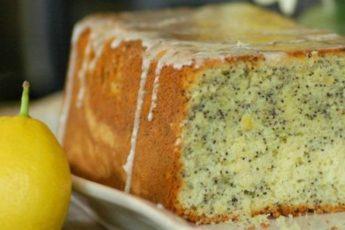 Как приготовить такой обалденный кекс с маком я узнала недавно
