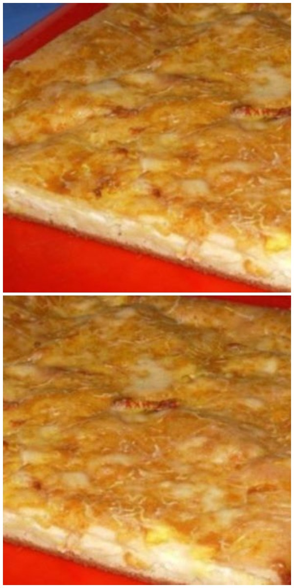 Легкий пирог станет незаменимым на праздничном столе благодаря одному секретному ингредиенту!