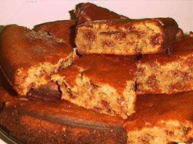 Очень быстрый пирог с вареньем - Экономный